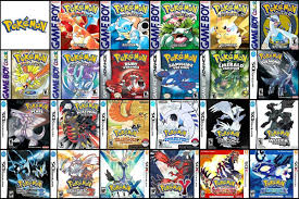 ALL TYPES OF POKEMON GAMES - Yahoo Image Search Results