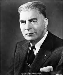 America First Committee, By Senator Edwin C. Johnson (D-CO) (c.9/1940)