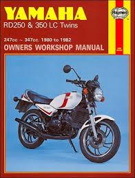 yamaha rd250 repair manual