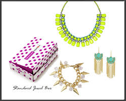 monthly jewelry box subscription in