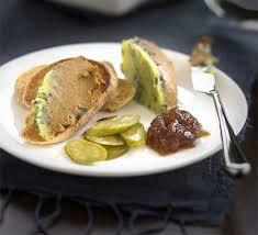 velvety duck liver parfait recipe bbc