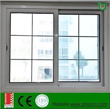 heat transfer aluminium sliding window