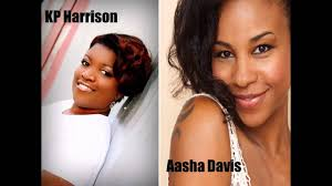 "Kristina ""KP"" Patrice Interviews Aasha Davis - YouTube"