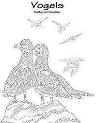 Vogels Kleurboek Voor Volwassenen 1 Snels Nick Amazon Ae