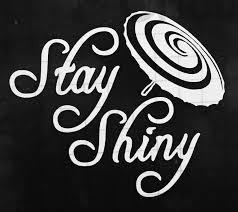Kaylee Stay Shiny Firefly Vinyl Car Decal Etsy