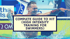 high intensity for swimmers