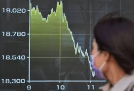 Japan stocks drop almost 9%, with Chinese stocks also diving as Asia  Pacific markets sell off - Internewscast