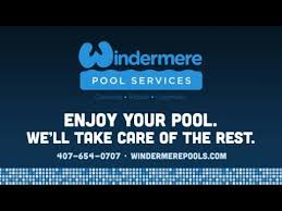 windermere pool services