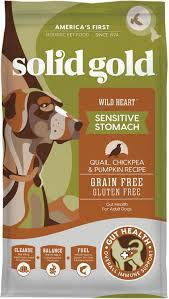 solid gold wild heart sensitive stomach