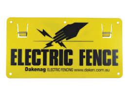 Daken Electric Fencing Fence Accessories