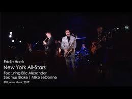 New York All-Stars: 'Eddie Harris' - YouTube