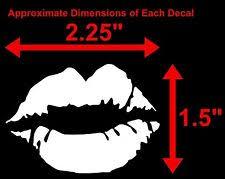 Lip Boss Vinyl Sticker Waterproof Pvc Decal Lipstick Lipsense Distributor Kiss For Sale Online Ebay