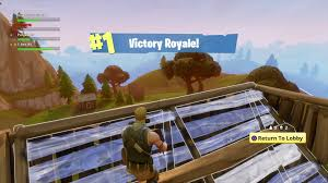 victory royale fortnite wallpapers