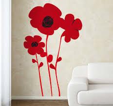 Poppy Wall Sticker Tenstickers