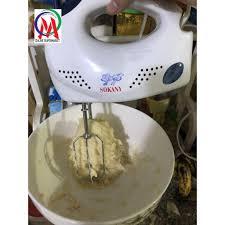 Máy đánh trứng cầm tay sokany SM-5003 mini