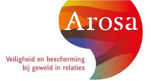 Logo Arosa | Veilig Thuis Rotterdam Rijnmond