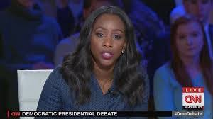 Democratic Debate Moderator, Abby Phillip, Under Attack for Asking the Hard  Questions – TheVillageCelebration