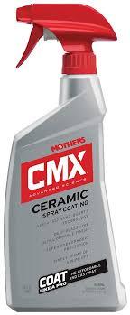 mothers cmx ceramic spray coating 24
