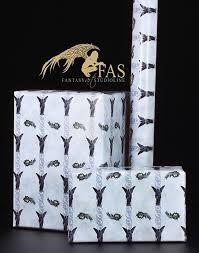 gothic gift wrap angelus donare