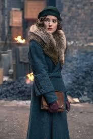 Sophie Rundle on Peaky Blinders season 5