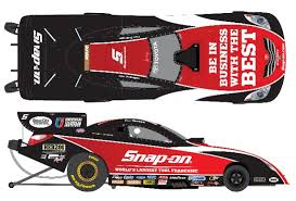 Snap On Funny Car To Honor Franchisees With Special Wrap For U S Nationals Aftermarketnews