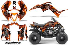 Auto Parts And Vehicles Can Am Renegade Graphics Kit By Creatorx Decals Stickers Spiderx Yellow By Atv Side By Side Utv Decals Emblems Csmonteuil Com