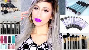 best worst ebay makeup brushes