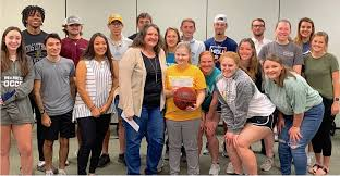 TLU wins 'SCAC Change For The Better' campaign with money raised for Abby  Owens Cancer Fund | Seguin Today