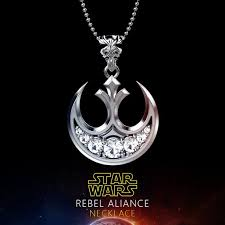 star wars necklaces for women sterling