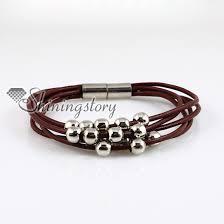 beaded bracelets snap wrap bracelets