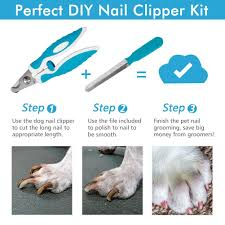 cyrico sharp dog nail clippers trimmers