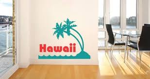 Hawaii Wall Decals Dezign With A Z