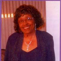 Odessa Smith Obituary - Visitation & Funeral Information