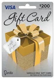 visa 200 gift card walmart com