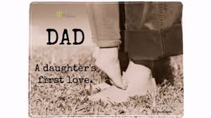 the father daughter quotes wishesgreeting