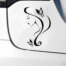 Buy 2 Pieces Car Sticker Cartoon Catfish Pattern Removable Waterproof Decal Car Sticks Decals At Jolly Chic