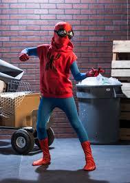 diy spider man homecoming