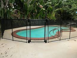 Pool Safety Fence Best Pool Safety Fence To Protect Kids From Drowning