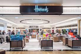 harrods heathrow boutique
