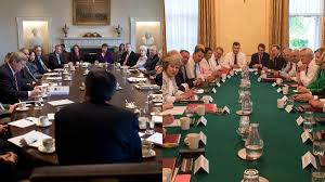 difference between us cabinet vs uk