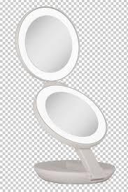 zadro dual led lighted 10x 1x