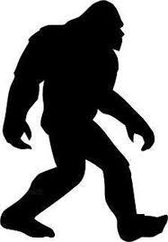 Big Foot Sasquatch Yeti Vinyl Decal In 2020 Bigfoot Birthday Yeti Decals Bigfoot Party