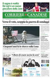 Corriere Canadese (17-07-2019) Pages 1 - 16 - Text Version