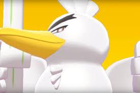 Pokémon Sword is adding an exclusive evolution for Farfetch'd ...