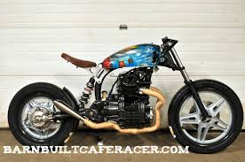 honda cx500 custom bobber cafe build