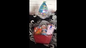 diy gift basket for men you