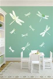 Dragonfly Chrome Wall Decal Reflective Decals Walltat