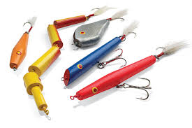 fishing lure designers who have changed