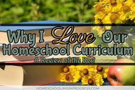 choosing the best home curriculum