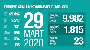 Türkiye'de can kaybı 131'e yükseldi